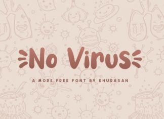 No Virus Font