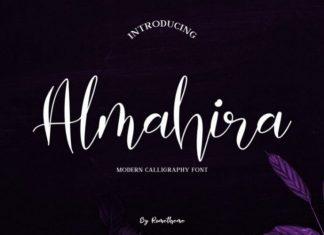 Almahira Font