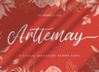 Arttemay Font