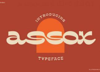 Assox Font