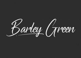 Bartley Green Font