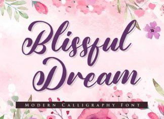 Blissful Dream Font