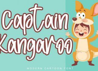 Captain Kangaroo Font