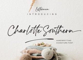Charlotte Southern Font