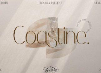 Coastine Font