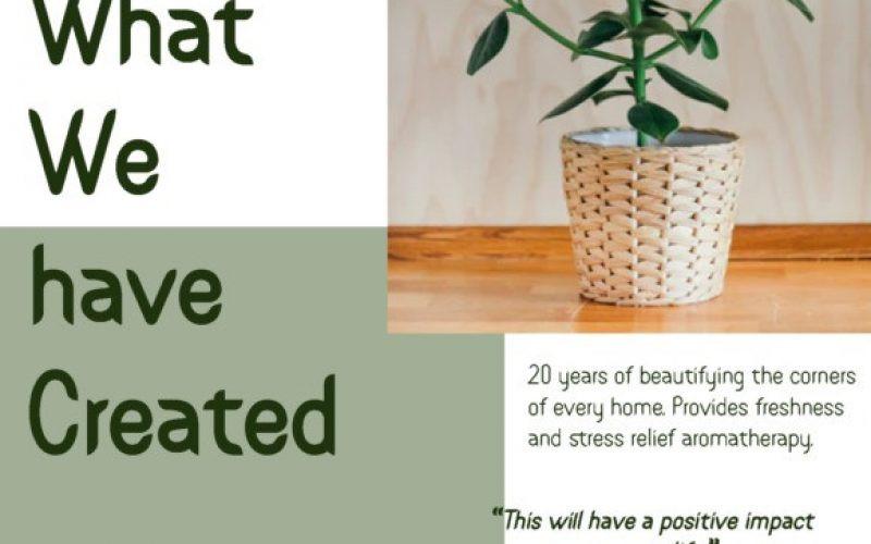 Foliage Font
