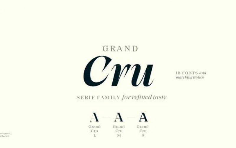 Grand Cru Font