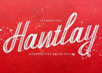 Hantlay Font