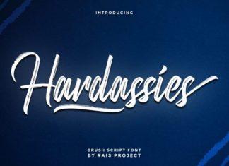 Hardassies Font