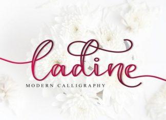 Ladine Font