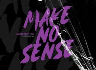 Make No Sense Font