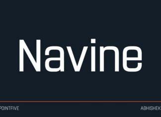 Navine Font