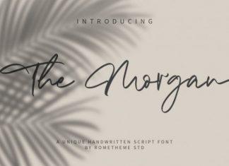 The Morgan Font