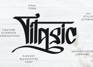 Titasic Font