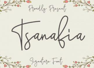 Tsanafia Font