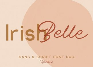 Irishbelle Font