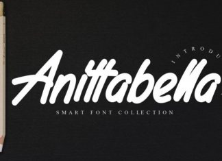 Anittabella Font
