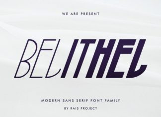 Belithel Font