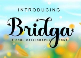 Bridga Font