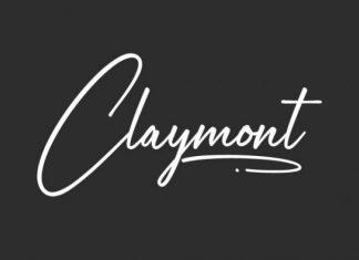 Claymont Script Font