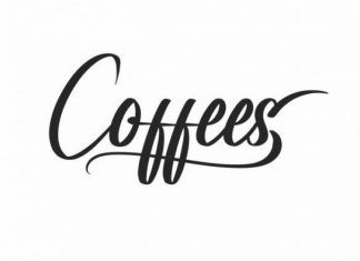 Coffees Font
