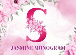 JASMINE Display Font