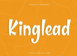 Kinglead Display Font