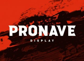 Pronave Sans Serif Font