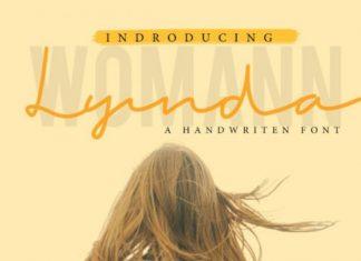 Lynda Handwritten Font