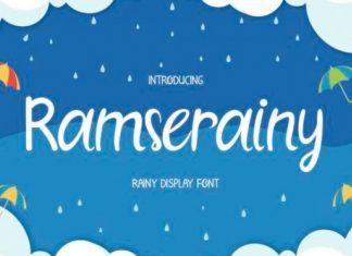 Ramserainy Font