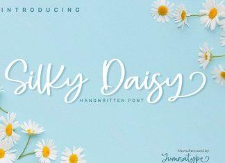 Silky Daisy Font