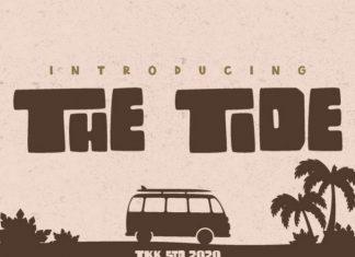The Tide Font