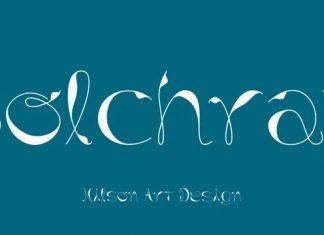 Bolchray Display Font