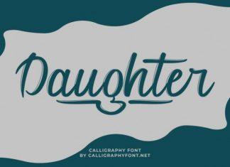 Daughter Script Font