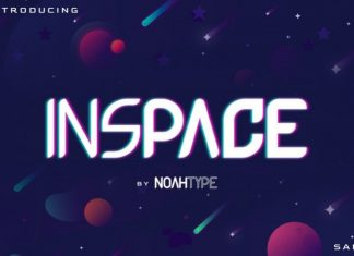 Inspace Display Font