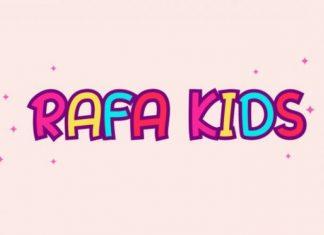 Rafa Kids Display Font