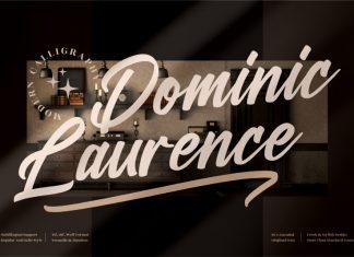 Dominic Laurence Script Font
