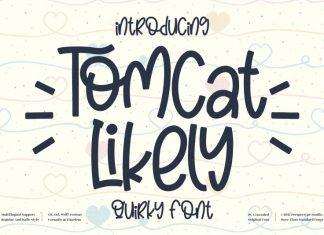 Tomcat Likely Handwritten Font