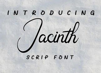 Jacinth Script Font