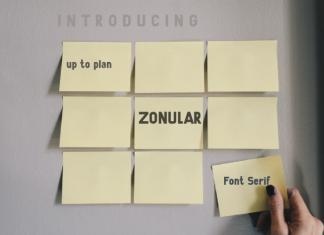 Zonular Sans Serif Font