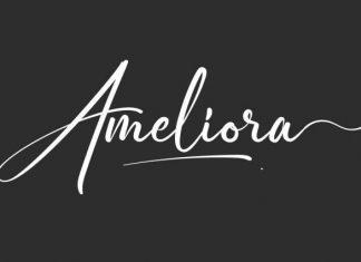 Ameliora Script Font