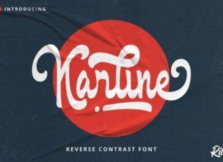 Karline Script Font