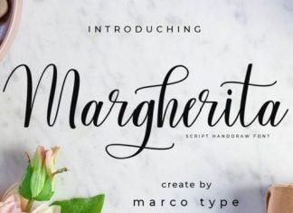 Margherita Calligraphy Font