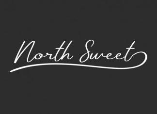 North Sweet Script Font