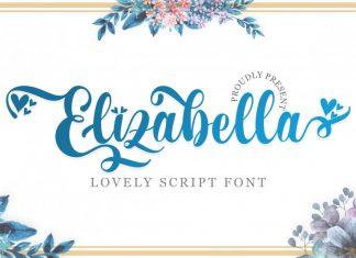 Elizabella Script Font