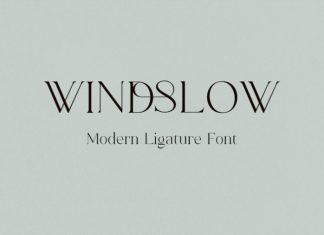 Windslow Serif Font