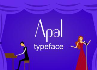 Apal Display Font