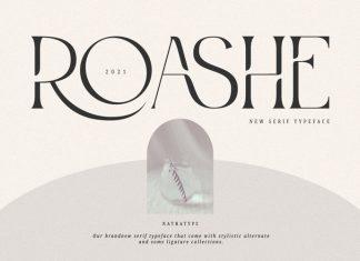 Roashe Serif Font