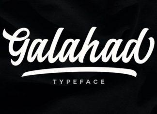 Galahad Script Font