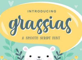 Grassias Script Font